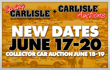 New Dates for Spring Carlisle