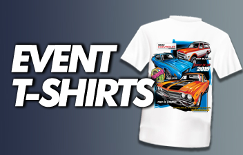 Get Your Chevrolet Nationals T-Shirt Via the Carlisle Store Online