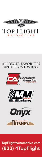 TALL Corvette America